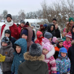 Рождественский праздник в селе Воскресенье