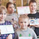 Подготовка Рождественского праздника в Покровском детском доме