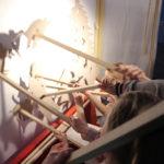Театр теней в Покровском доме на Праздник Сретения